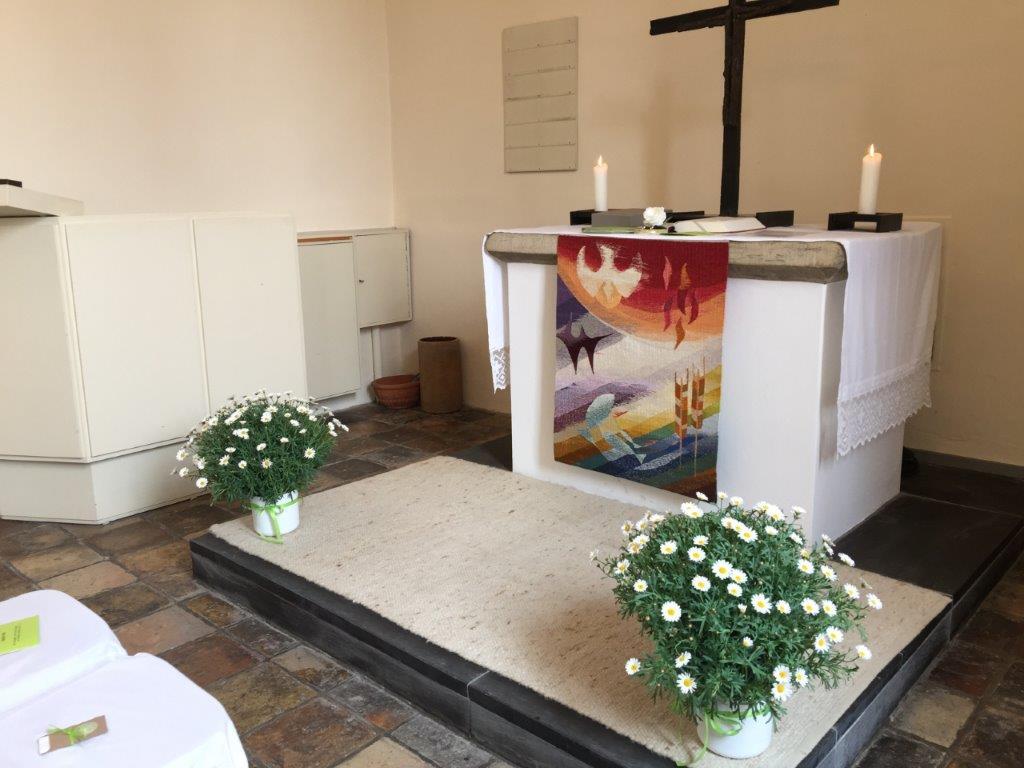 - Eine Kapelle mit persönlichem Charme